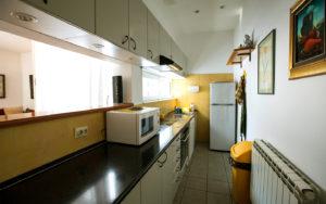 Apartman Kuhinja